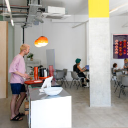 ARC Club Homerton Co-working Space Opening Hours