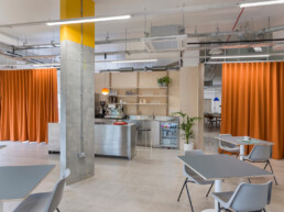 ARC Club Homerton Co-working Space Canteen