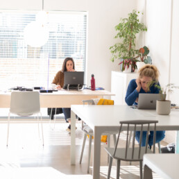 ARC Club shared desk space in hackney
